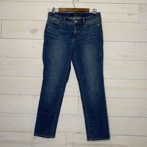 Talbots Flawless Five Pocket Petites Straight Leg